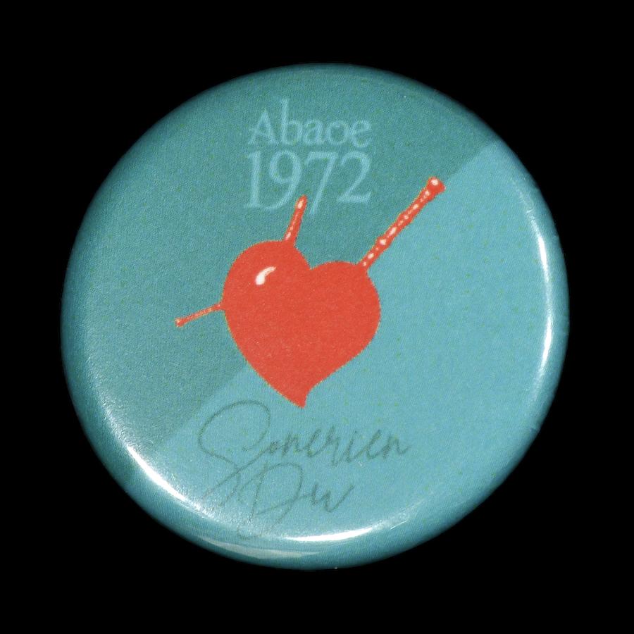 Badge 32 mm