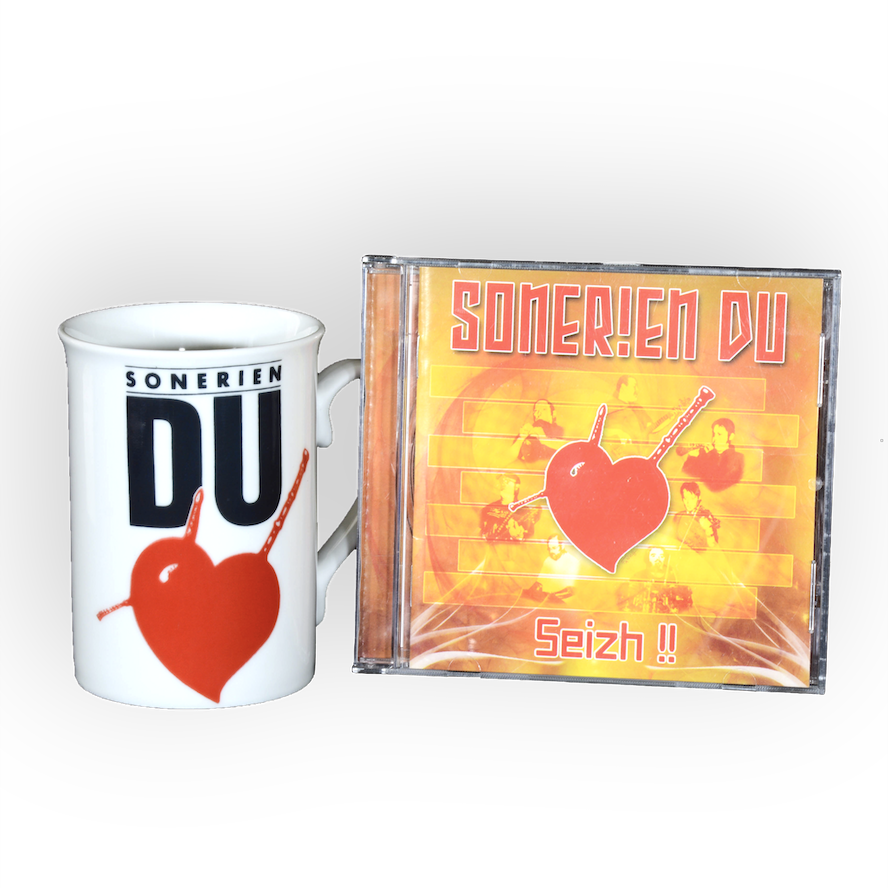 1 mug + CD Seizh !!